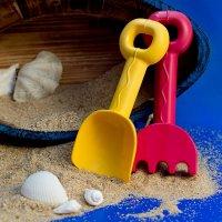 Набор мини инструментов (2 шт), Рославльская игрушка