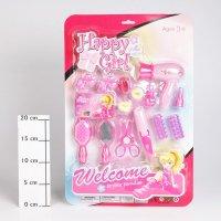 "Набор аксессуаров для девочек ""happy girl"", Shenzhen Jingyitian Trade Co., Ltd."