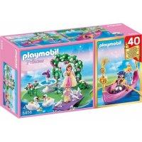 """Игровой набор """"остров принцессы и гондола"""", Playmobil (Плэймобил)"""