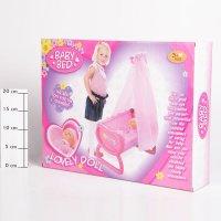 "Кроватка-качалка с балдахином ""lovely doll"", Shenzhen Jingyitian Trade Co., Ltd."