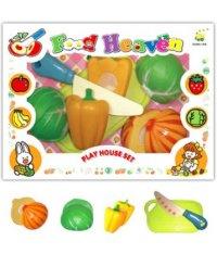 """Набор игровой """"продукты"""", овощи, 5 предметов, Игруша"""