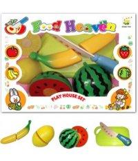 """Набор игровой """"продукты"""", фрукты, 5 предметов, Игруша"""