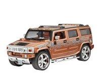 Набор со сборной моделью автомобиля hummer h2, Revell (Ревелл)