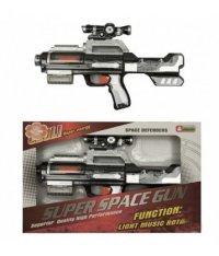 Пистолет космический, свет+звук, арт. i-kt8638-5, Игруша