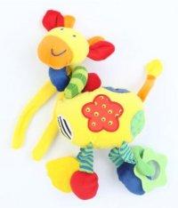 "Игрушка развивающая ""желтый жираф"", Leader Kids"