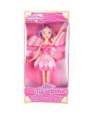 "Кукла ""фея балерина"", 26 см, арт. ei80115r, S+S Toys"