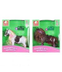"""Набор игровой для девочки """"лошадка для принцессы"""", арт. ej19051r, S+S Toys"""