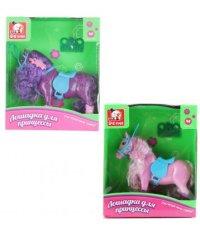 """Набор игровой для девочки """"лошадка для принцессы"""", арт. ej19053r, S+S Toys"""