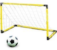 Набор для игры в футбол: ворота, мяч, Aojie