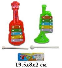 """Ксилофон """"музыкальные инструменты"""" (5 тонов), Shantou Gepai"""