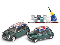 Подарочный набор с автомобилями mini cooper (2 модели), Revell (Ревелл)