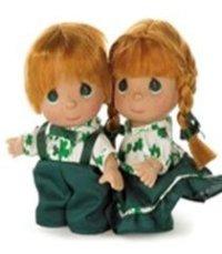 """Кукла mini moments """"ирландский мальчик"""" (13 см), Precious Moments"""