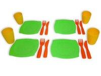 Набор детской посуды столовый на 4 персоны, Полесье