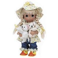 """Кукла """"прогулка под дождем"""" (30 см), Precious Moments"""