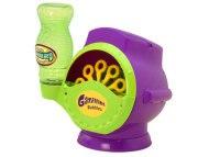 """Набор """"ураган"""" машина для мыльных пузырей gazillion + раствор, Funrise"""