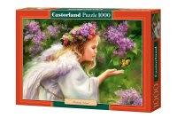 "Пазл ""бабочка и ангел"", 1000 деталей, Castorland"