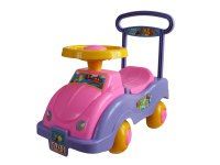 Автомобиль-каталка для девочек, Совтехстром (Спектр)