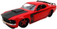 Модель автомобиля 1970 ford mustang boss (красная), Jada Toys