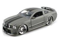 Модель автомобиля ford mustang (серая), Jada Toys