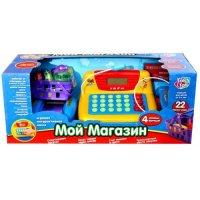 """Касса электронная """"мой магазин"""", с калькулятором, Shantou Gepai"""