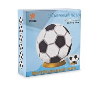 """Шаровый пазл """"футбол"""" (540 деталей, 23 см), Pintoo"""