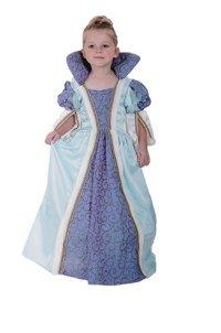 Костюм принцессы (голубой), для детей 4-6 лет, Snowmen