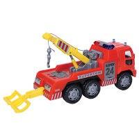 """Пожарный грузовик """"эвакуатор"""", 1:50, Amico"""
