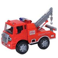 """Пожарный грузовик """"эвакуатор"""", 1:60, Amico"""