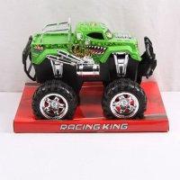 """Инерционная машина """"джип"""", зеленый (арт. 123-109), Shenzhen Jingyitian Trade Co., Ltd."""