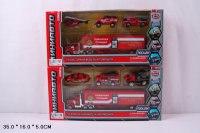 """Набор инерционных машин """"миниавто. пожарные"""", арт. 6386-4, Play Smart (Joy Toy)"""