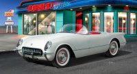 "Автомобиль ""53 corvette roadster"", Revell (Ревелл)"