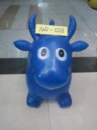 "Мяч-прыгун гимнастический ""корова"", Китай"