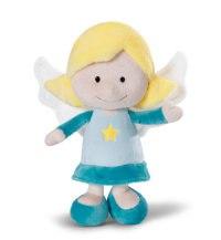 """Мягкая игрушка """"ангел-хранитель"""", голубой (25 см), NICI"""