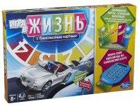 Настольная игра в жизнь, с банковскими картами, Hasbro (Хасбро)