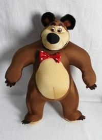 """Игрушка мягкая """"маша и медведь. медведь"""", 47 см, 1 Toy"""