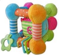 """Развивающая игрушка """"куб цветной"""", Жирафики"""