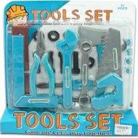 Набор детских инструментов, синий, Shantou Gepai