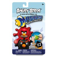 """Игрушка-мялка """"сердитые птички"""" (2 штуки), арт. 50281-01, Tech4kids Inc."""