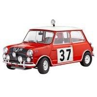 Набор автомобиль mini cooper (победитель ралли монте карло 1964), Revell (Ревелл)