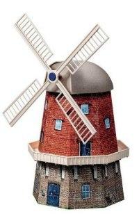 """3d пазл """"ветряная мельница"""", Ravensburger"""