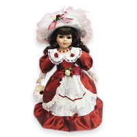 "Кукла фарфоровая ирина,12"", Lisa Jane"