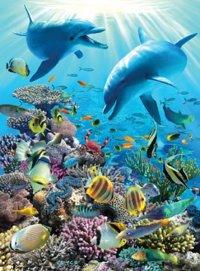 """Пазл """"подводное приключение"""", 300 элементов, Ravensburger"""