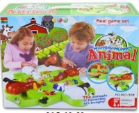 """Настольная игра """"зообильярд. домашние животные"""", Shantou Gepai"""
