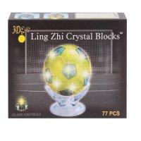 """Конструктор 3d christal """"футбольный мяч"""", с подсветкой, Shenzhen Jingyitian Trade Co., Ltd."""