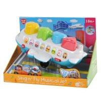 """Развивающая игрушка """"самолет-сортер"""", PlayGo"""