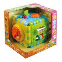 """Развивающий центр """"разборный куб"""", PlayGo"""