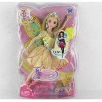 "Кукла miao miao ""принцесса-бабочка в желтом платье"", арт. ls10602, Shenzhen Jingyitian Trade Co., Ltd."