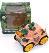 """Машина-перевертыш """"военный танк"""", Shantou Gepai"""