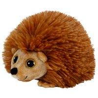 """Игрушка мягкая """"ёжик herbert"""" (коричневый), 20 см, Beanie Babies"""