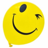 """Набор воздушных шаров """"смайлы"""", 20 шаров, 30 см, Action!"""